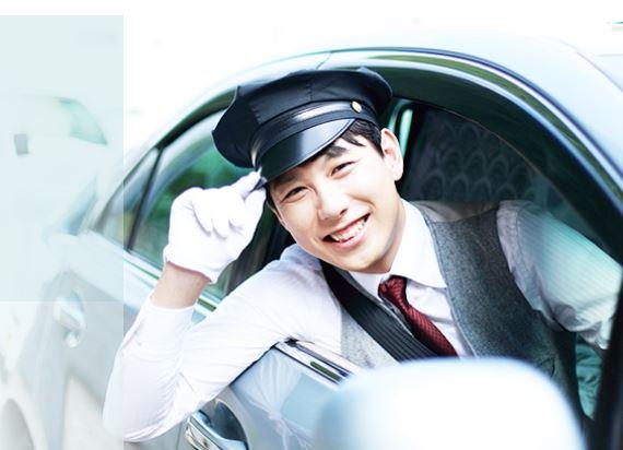 タクシードライバーのイメージ